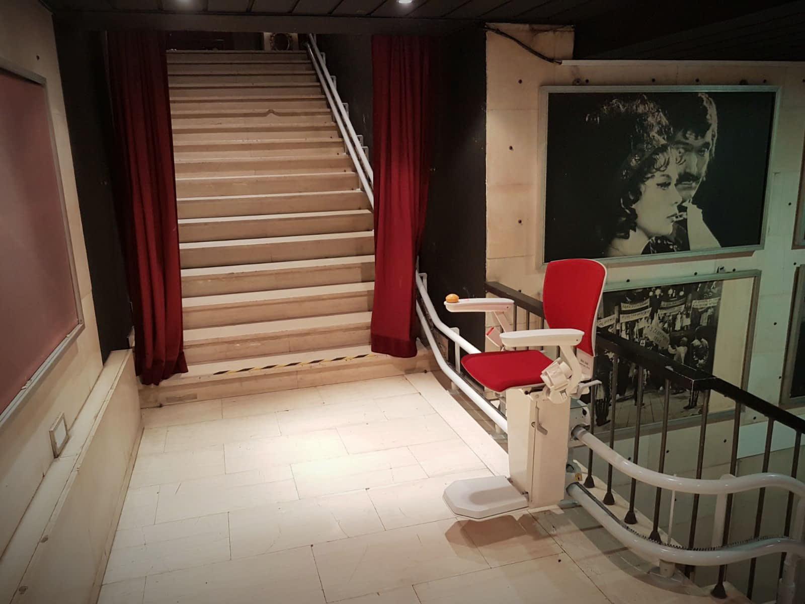 Ανελκυστήρας Σκάλας Otolift Two εγκατάσταση αθήνα