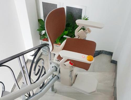 Εγκατάσταση Ανελκυστήρα Σκάλας Otolift Two στην Αθήνα